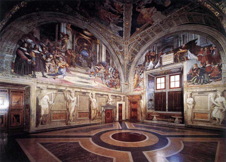 Room of helodrius